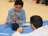 Latino STEM Education Day at Meadowcreek High School - Nov. 2016